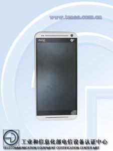 HTC 7088 - přední část