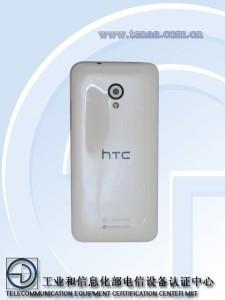 HTC 7088 - zadní část