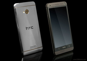 HTC One Platinum Edition