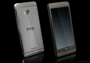 HTC One Platinum Edition