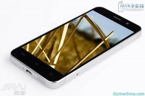 Jiayu G5 - zařízení