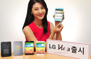 LG Vu III