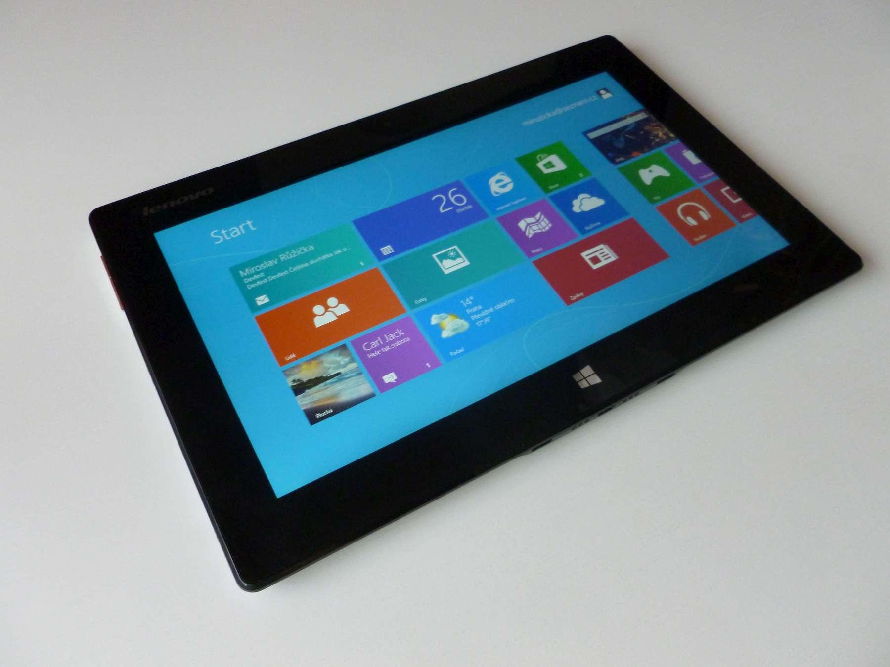 Lenovo Miix 10 – malý počítač v těle tabletu [recenze]