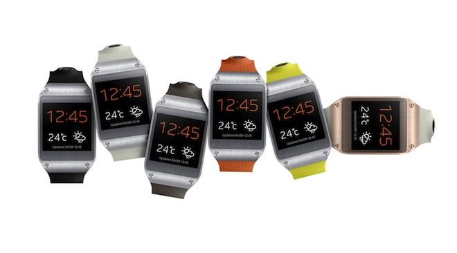 Známe prvních 12 aplikací pro Galaxy Gear