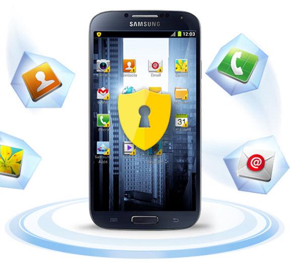 Samsung-Knox-Application