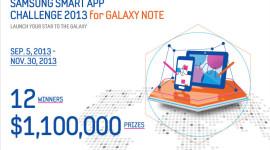 Samsung vyhlašuje Smart App Challenge 2013 pro vývojáře