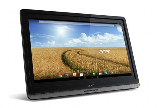 Acer představil 24-palcový Android PC poháněný Tegrou 3