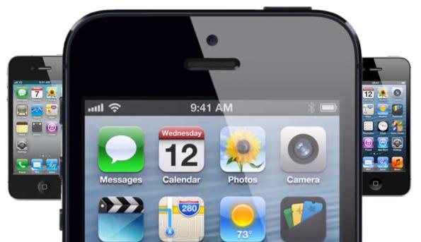 iPhone 5S: Upoutávka na keynote Applu [parodie]