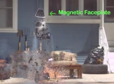 Rozebrání NVIDIE Shield pomocí exploze [video]