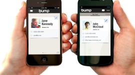 Google koupil Bump – sdílení pomocí přiťuknutí
