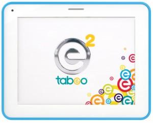 Tabeo e2 - přední část