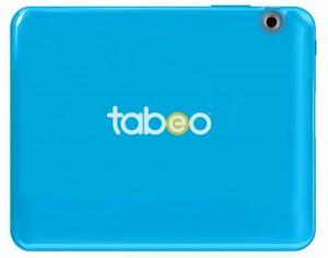 Tabeo e2 - zadní část