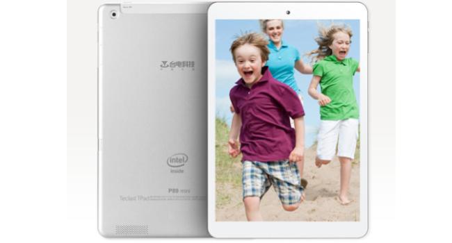 Teclast P89: Intelem poháněný iPad Mini