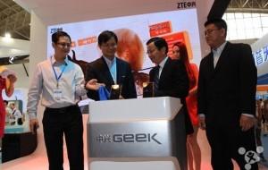 ZTE Geek - představení