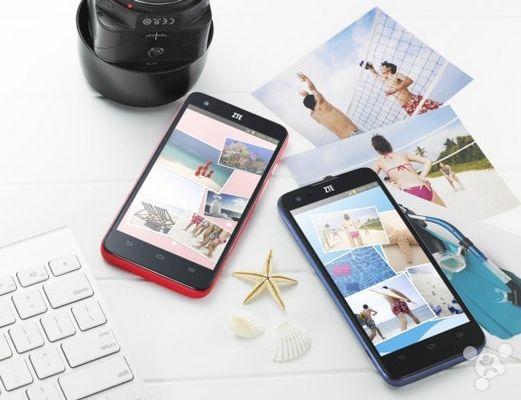 ZTE Geek: Mobilní novinka s Tegrou 4 oficiálně