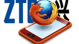 ZTE připravuje vylepšený model s Firefox OS