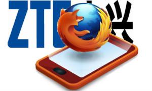 ZTE Mozilla
