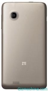 ZTE V879 - zadní část