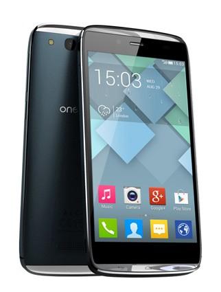 Elegantní smartphone Alcatel One Touch Idol Alpha