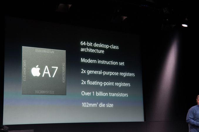 iPhone 5s s dvoujádrem Apple A7 je momentálně nejrychlejší telefon