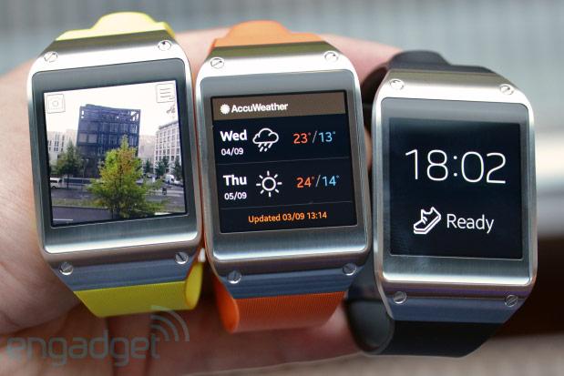 Chytré hodinky od Samsungu se čtečkou otisků prstů? [spekulace]