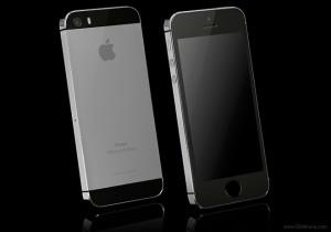 iPhone 5S - platinový