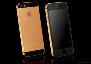 iPhone 5S - růžové zlato