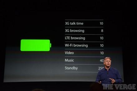 iPhone 5S a 5C mají vyšší kapacitu baterie než iPhone 5