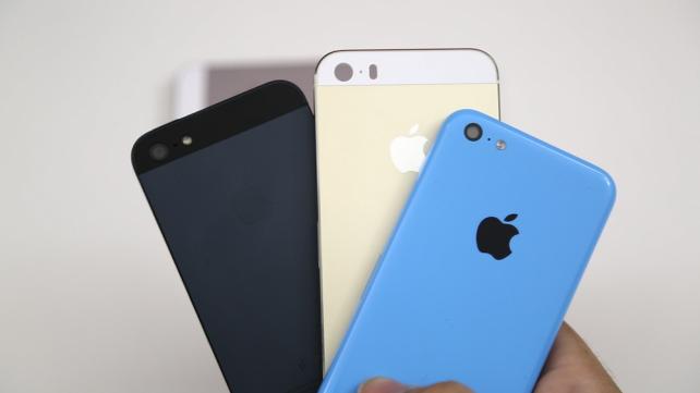 iPhone je nejpopulárnější smartphone v USA za rok 2013