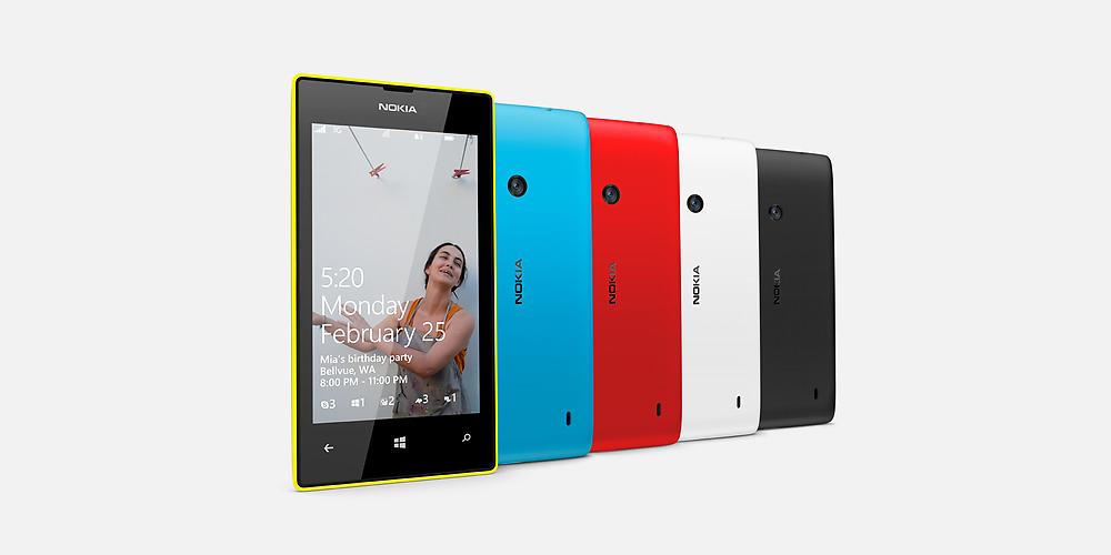 Nokia Lumia 520 je nejprodávanější Windows zařízení