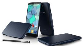 Alcatel představil 6palcového obra One Touch Hero s e-ink krytem