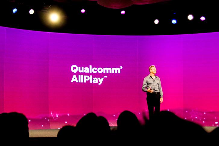 Qualcomm AllPlay – pouštějte hudbu do celé domácnosti z telefonu