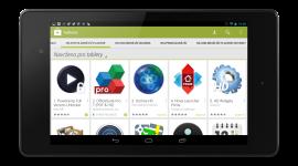 Aplikace Google Play získává úpravu pro tablety [aktualizováno]