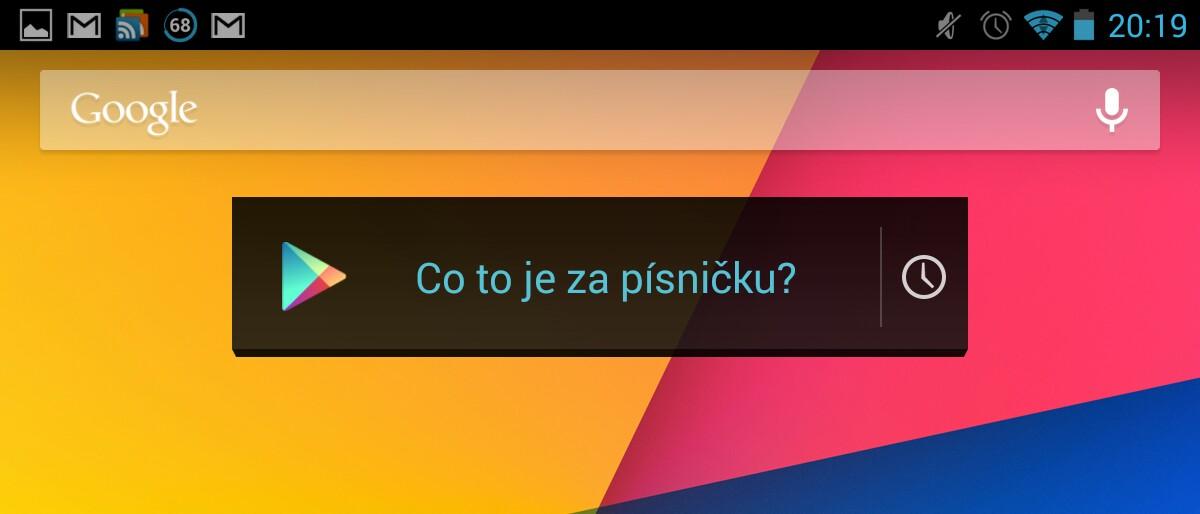 Sound Search od Googlu je k dispozici i pro ČR