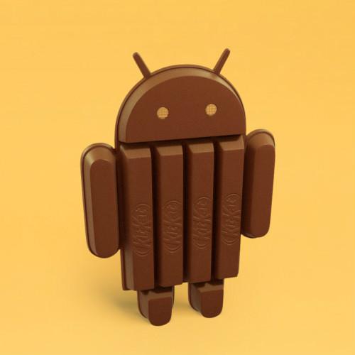 KitKat používá 14 % uživatelů Androidu