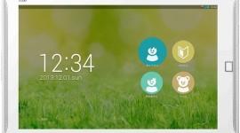 Fujitsu Arrows Tab FJT21: První tablet se snímačem otisků prstů