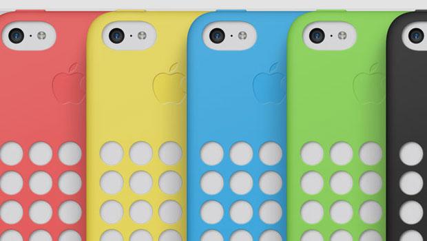 Hra Flipcase zajímavě využívá oficiální obal iPhonu 5c