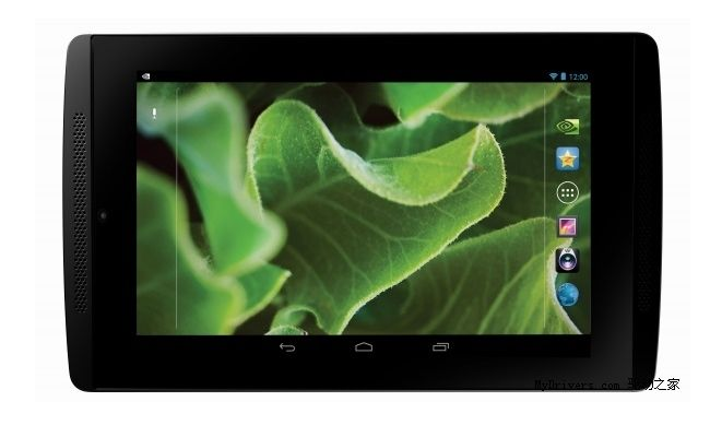 Colorfly uvedl tablet T709 s Tegrou 4