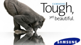 Samsung kupuje podíl společnosti Corning