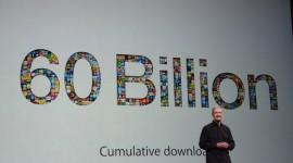 Apple se na keynote pochlubil čísly