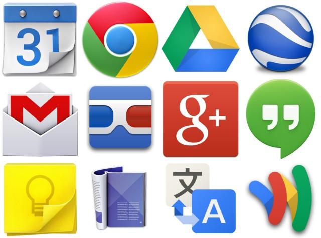 Google aktualizoval 12 aplikací pro Android