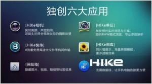Hike X1D - vlastnosti