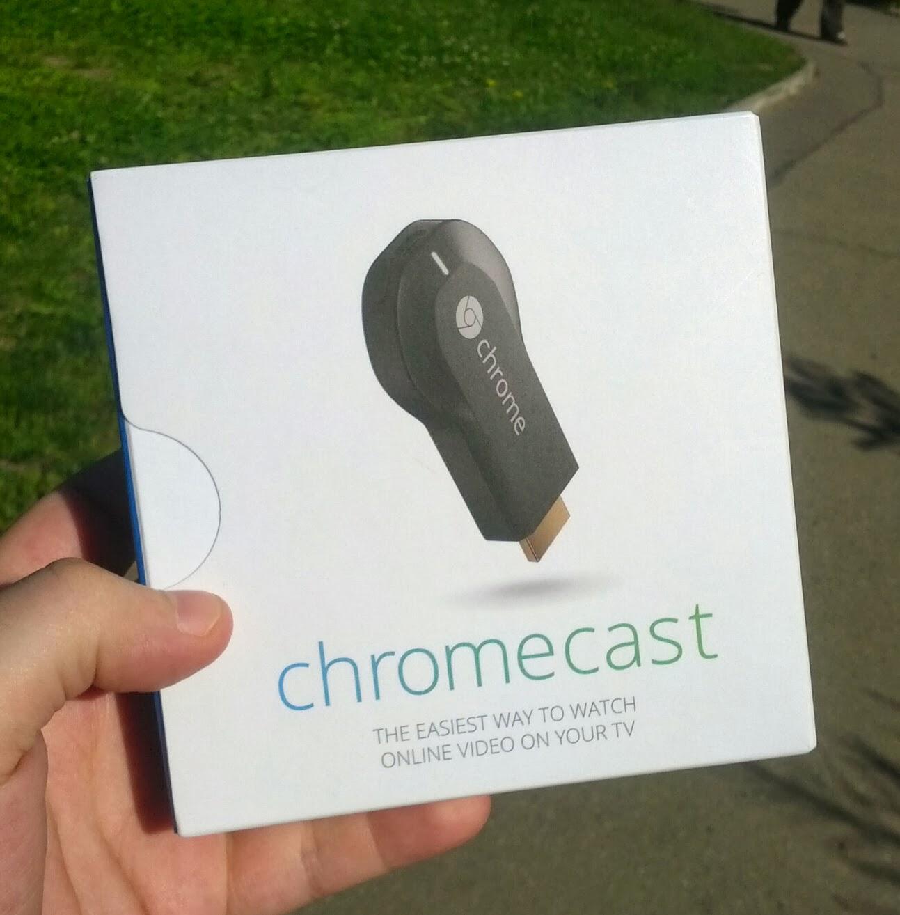 Amazon omylem prodával Chromecast mezinárodně [aktualizováno]