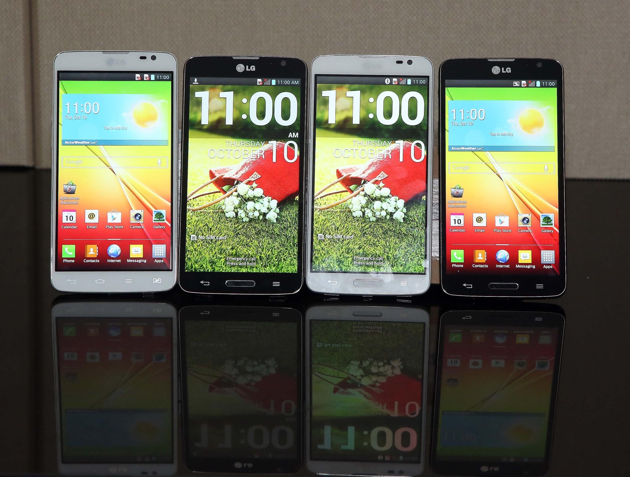 LG představuje smartphone G Pro Lite