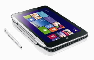 Lenovo Miix 2 - stylus