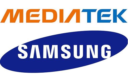 Samsung koupil procesory od MediaTeku