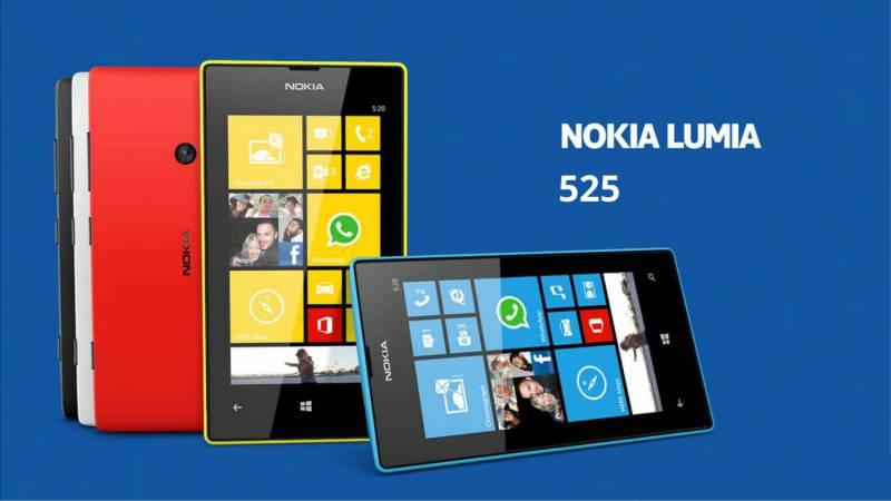 Nokia Glee přijde jako Lumia 525