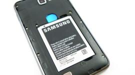 Samsung připravuje nové baterie pro smartphony