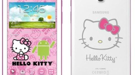 Samsung Galaxy Tab 3 7.0 v nové Hello Kitty edici