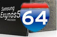 Samsung je připraven na výrobu 64bitových procesorů